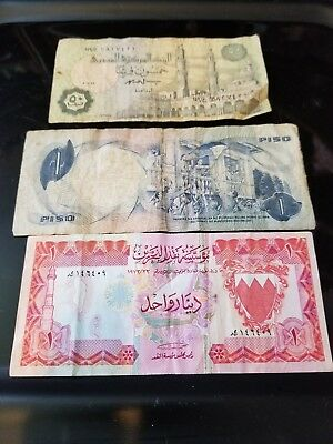 foreign money lot paper and coins
