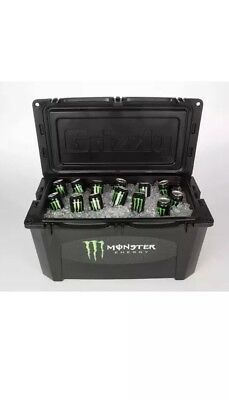 Monster Energy Grizzly Cooler 75 Exclusive *Brand NEW*