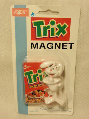 Arjon Collector Series General Mills Trix Cereal Refrigerator Magnet 1996