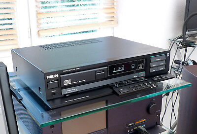 PURE HIGH FIDELITY! ♪ Philips CD960 ♪ Top-Zust. | Exc. Cond. ♪ Audiophile Mod.
