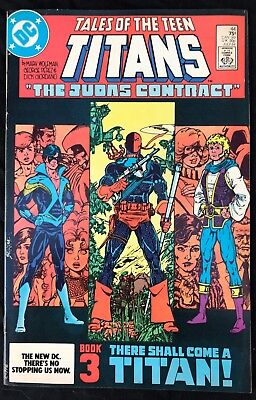 Tales of the Teen Titans 44 - First App of NIGHTWING - Nice Cond.  Lots of pics
