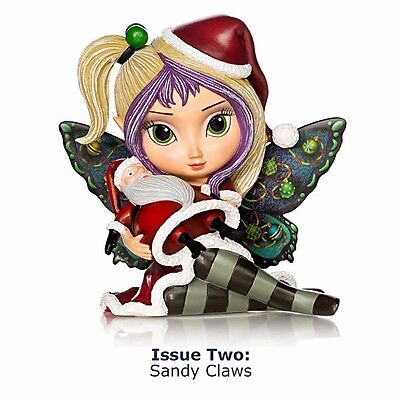 Sandy Claws Fairy - Nightmare Before Christmas Figurine Jasmine Becket-Griffith