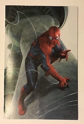 Amazing Spider-Man #800 Gabriele Dell'Otto Virgin Variant Limited To 1000 Copies