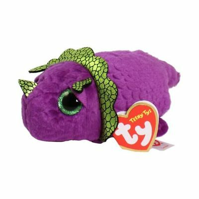 "TY Beanie Boos Teeny Tys 4"" Landon Dragon Stackable Plush Stuffed Animal MWMT's"