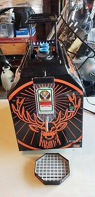 Jagermeister 3 bottle Tap Machine Jager Chilled Shots - nice & clean(no reserve)