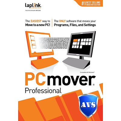 Laplink PCmover Professional(PC) - Activation / Key - Download Code NEW