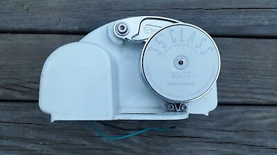 PowerWinch Class 35' Anchor Windlass Free Fall Rope and Chain