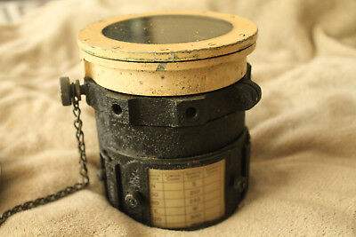 Us Navy Lifeboat Compass   Ww2 Us Navy