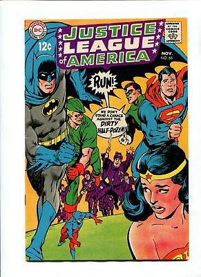 Justice League of America #66 VF/NM 9.0 HIGH GRADE DC Comic Batman Superman 12c