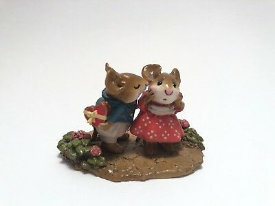 Wee Forest Folk Made Ce Collectible