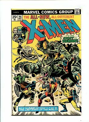 X-Men #96 NM- 9.2 HIGH GRADE Marvel Comic KEY Early New Team Wolverine Colossus