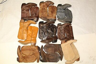 Cowboy USED Lot Boots Wholesale Tony Lama Lucchese Charlie Horse Justin dRsQ