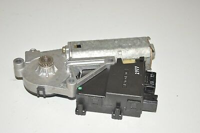 BMW E39 5 Series Sliding roof drive unit with module 8370810