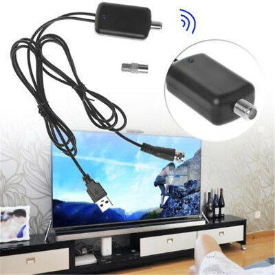HDTV AERIAL AMPLIFIER Signal Booster TV HDTV Antenna with