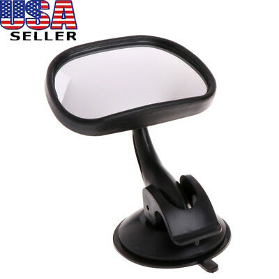 Rear View Suction Baby Mirror For Infant Child Adjustable Safety Car Back Seat