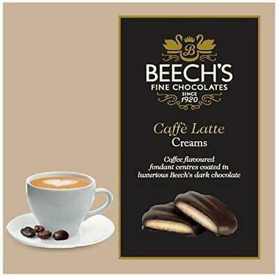 Beech's Fine Chocolates Chocolate Coffee Creams 90 g (Pack of 3)