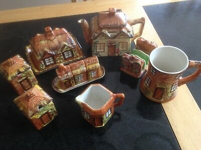 Cottage Wear Pottery Collection - Price Kensington (Made in England)