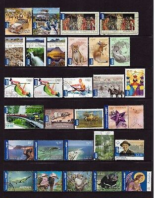 australian used international postage stamps