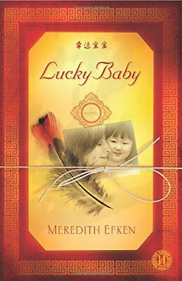 Lucky Baby: A Novel by Efken  New 9781416595502 Fast Free Shipping.+