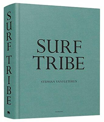 Surf Tribe by Vanfleteren  New 9789492677365 Fast Free Shipping.+