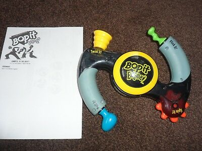 Bop It Extreme 2 Electronic Reaction Game Tested And Working