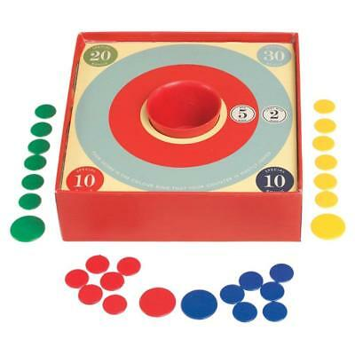 Traditional Childrens Tiddly Winks Game - Childrens Gift Idea - Traditional Game