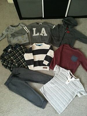 Boys 3-4 years clothes bundle .. Next Nike . Jumpers shirts joggers