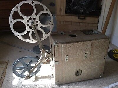 16mm Sound/film Projector BTH SRB 1934 Working rare early