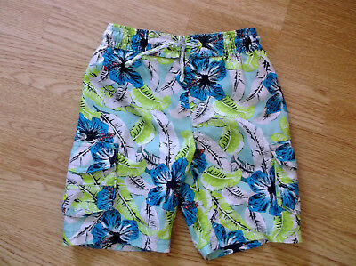M&S Boys Tropical Swim Shorts Age 18-24 Months