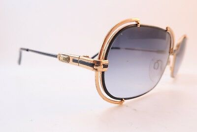Vintage Cazal sunglasses made in Germany Mod. 237 57-18 130 gradient tinted