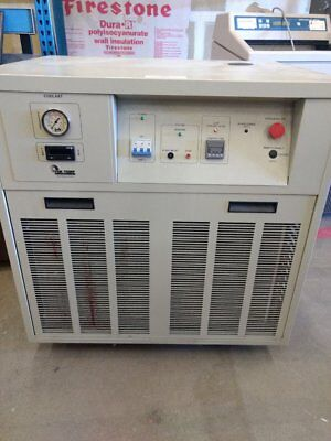 Tek Temp Model 200/34K/T41G/FM/DI/P4 Water Cooled Chiller