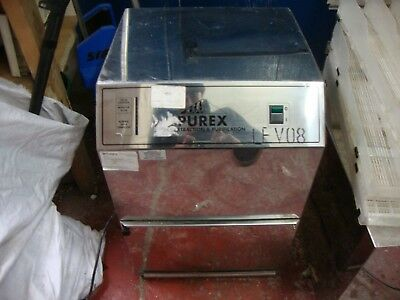 Stainless Steel Purex Fume Extractor Box 070020 Jaly1 Ds5