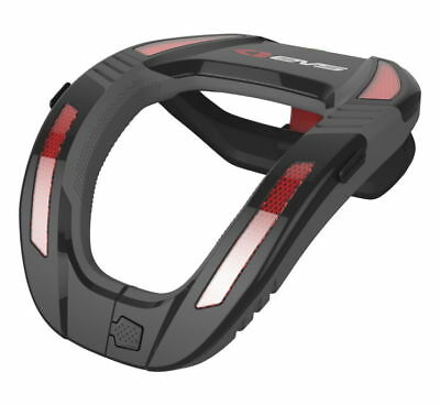 EVS R4 Koroyd Adult Race Collar Black