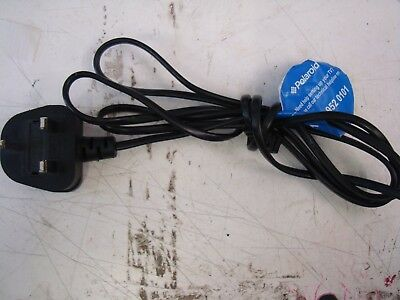 Polaroid El-210A Ss145/a Bs-1363/a Ms 589/a 5A 250V Power Cable Fad13 Fk1291