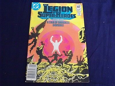 The Legion Of Super Heroes #291