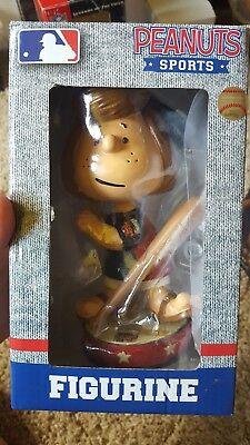 Peppermint Patty Twins ALLSTAR GAME ASG MLB limited Edition Figure Charlie Brown