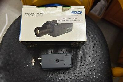 NEW PELCO C20-DW-6 High Resolution Color, Day/Night with WDR Camera, no lens