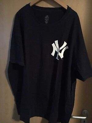 new york yankees t-shirt 4xl