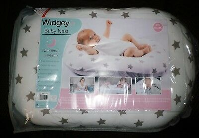 Baby Snuggle Pod Bundle By WIDGEY BABY NEST FOR BABY 0 TO 6 MONTH new