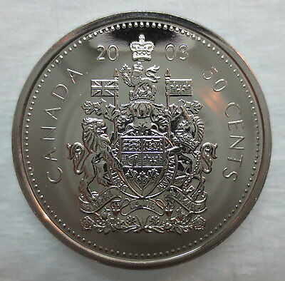 2003P Canada 50 Cents Proof-Like Half Dollar Coin