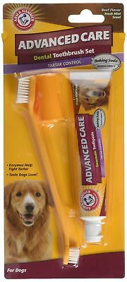 Arm & Hammer Dog Dental Care Tartar Control Kit for Dogs | Contains Toothpast...