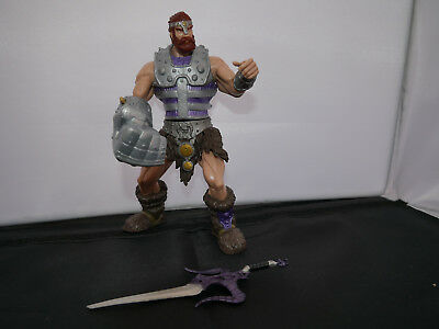 """FISTO"" Masters of the Universe MoTu 200X Actionfigur - He-Man -  RAR"