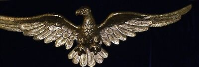 Brass EAGLE Wall/Door Home Furnishing