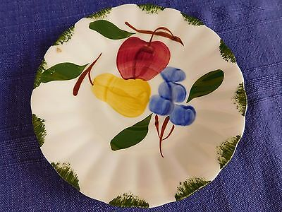 Blue Ridge Potteries Bountiful SAUCER have 100s B.R. Southern items FRUIT