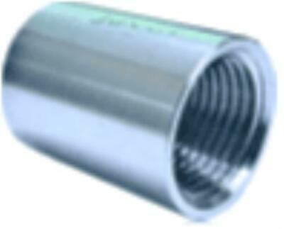 """Stainless Steel 1/2"""" FPT Female Connector Coupler Union Pipe Fitting"""
