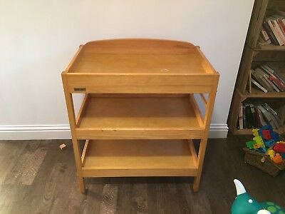 East Coast Clara Baby Changing Table (wooden)