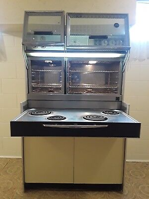 Frigidaire Custom Imperial Stove and Oven 1960's