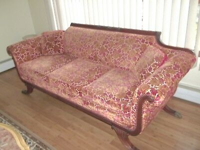 Duncan fife    vintage sofa (pick up only) $295.00