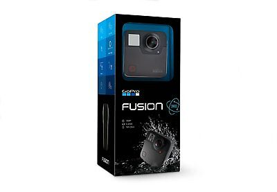 GoPro Fusion Hero 360-degree Camera - Used Once!