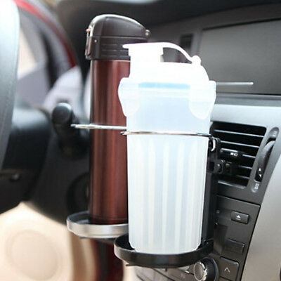 Universal Auto Car Truck Drink Water Cup Bottle Can Holder Door Mount Stand Hot